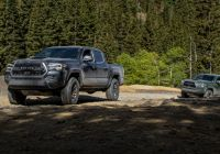 Used toyota Tacoma Elegant 2020 toyota Ta A Trd Pro Has A Rugged Split Personality