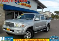 Used toyota Tacoma Fresh Used 2008 toyota Ta A 2wd Double Cab V6 at Prerunner Natl