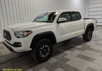 Used toyota Tacoma Fresh Used 2019 toyota Ta A for Sale In Duncansville Pa