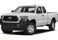 Used toyota Tacoma Inspirational 2018 toyota Ta A Specs and Prices