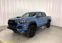 Used toyota Tacoma Inspirational Used 2018 toyota Ta A for Sale $40 930