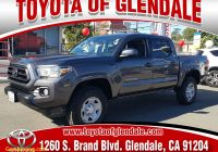 Used toyota Tacoma Lovely 2020 toyota Ta A for Sale In Glendale Ca