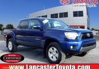 Used toyota Tacoma Lovely Certified Pre Owned 2015 toyota Ta A 4wd Crew Cab Pickup