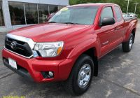 Used toyota Tacoma Lovely Used 2013 toyota Ta A Access Cab Sr5 V6 4×4 for Sale
