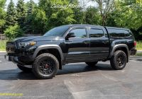 Used toyota Tacoma Lovely Used 2018 toyota Ta A Trd Pro Pickup Truck with Bed Cap