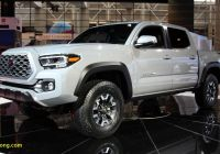 Used toyota Tacoma Luxury 2020 toyota Ta A Shows F Subtle Facelift In Chicago [update]