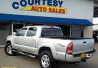 Used toyota Tacoma Luxury Used 2008 toyota Ta A 2wd Double Cab V6 at Prerunner Natl