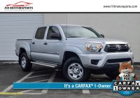 Used toyota Tacoma Luxury Used 2013 toyota Ta A Double Cab Prerunner Pickup 4d 5 Ft
