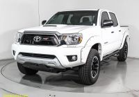 Used toyota Tacoma Luxury Used 2015 toyota Ta A Prerunner Xsp X Pkg Truck for Sale
