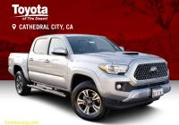 Used toyota Tacoma New Pre Owned 2018 toyota Ta A Trd Sport with Navigation