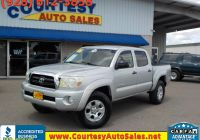 Used toyota Tacoma New Used 2006 toyota Ta A 4wd Double Cab Lb V6 at Trd F Road