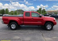 Used toyota Tacoma New Used 2013 toyota Ta A Access Cab Sr5 V6 4×4 for Sale