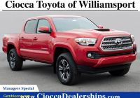 Used toyota Tacoma Unique Used toyota Ta A Vehicles for Sale In Pennsylvania at