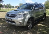 Used toyota Unique toyota fortuner 3 0d 4d 4×4 for Sale In Gauteng