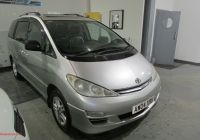 Used toyota Yaris Elegant toyota Previa Used Cars for Sale In Woking On Auto Trader Uk