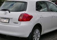 Used toyota Yaris Lovely File 2007 toyota Corolla Zre152r Conquest Seca 5 Door