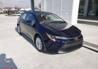 Used Vehicle Cargurus Awesome New 2020 toyota Corolla Le 4dr Car