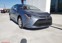 Used Vehicle Cargurus New New 2020 toyota Corolla Le 4dr Car