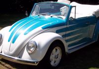 Used Volkswagen Awesome Classic Beetle Paint Jobs