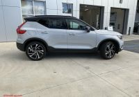 Used Volvo Xc40 Awesome Pre Owned 2020 Volvo Xc40 R Design