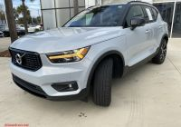 Used Volvo Xc40 Beautiful Pre Owned 2020 Volvo Xc40 R Design