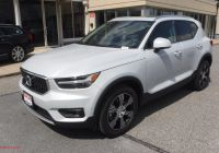 Used Volvo Xc40 New New 2020 Volvo Xc40 for Sale at the Darcars Automotive Group