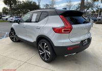 Used Volvo Xc40 New Pre Owned 2020 Volvo Xc40 R Design