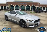Vehicle Carfax Report for Free Awesome 2015 ford Mustang Ecoboost