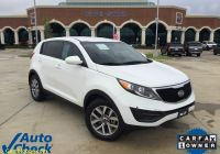 Vehicle Carfax Report for Free Awesome 2016 Kia Sportage Lx