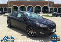 Vehicle Carfax Report for Free Unique 2018 ford Focus Sel