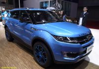 Victory Auto Sales Inspirational Landwind X7 Fake Range Rover Evoque Copycat Barred In China