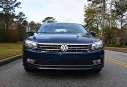 Unique Volkswagen Passat 2017