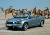 Volvo Convertible Awesome Volvo C70