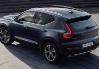 Volvo Convertible Fresh 2019 Volvo Xc40 Inscription is All Luxed Up for America