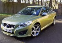 Volvo for Sale Luxury Volvo C30 2 0d R Design In Lime Grass Green for Sale by