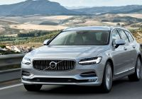 Volvo S90 T6 Awesome 2018 Volvo V90 Inscription T6 Awd Features and Specs