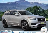 Volvo S90 T6 Awesome Used 2019 Volvo Xc90 for Sale Colorado Springs Near fort Carson