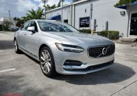 Volvo S90 T6 Inspirational Pre Owned 2018 Volvo S90 T6 Awd Inscription W B&w sound Convenience with Navigation & Awd