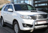 Volvo Used Cars Lovely 2012 toyota fortuner 3 0d 4d 4×4 Auto Mossel Bay Automark
