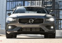 Volvo V60 Vs S60 Beautiful 2019 Volvo S60 and V60 First Test Finding the Swede Spot