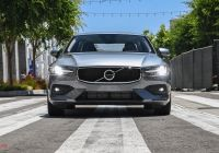 Volvo V60 Vs S60 Lovely 2019 Volvo S60 and V60 First Test Finding the Swede Spot