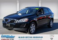 Volvo Xc60 for Sale Inspirational Pre Owned 2012 Volvo Xc60 3 2l