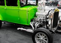 Wallace Cadillac Lovely Old School Flames Hot Rod