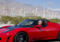 What Does Tesla Do Fresh Tesla Roadster First Generation