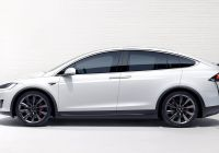 What Does Tesla Do Luxury Model X