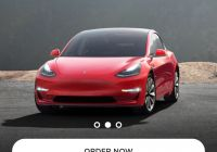 What Tesla Drives Itself Elegant Tesla S 2018 Model 3 Sales Were Line — Musk Email