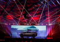 What Tesla Has butterfly Doors Elegant Tesla S Electric Cybertruck is Unveiled It S Pointy