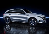 What Tesla Has the Longest Range Elegant Mercedes Challenges Tesla with the All Electric Eqc Suv