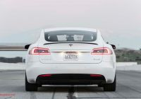 What Tesla Means Awesome A Closer Look at the 2017 Tesla Model S P100d S Ludicrous
