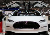 Where are Tesla's Built Inspirational Tesla S Long Stock Slide is Due to Both Short & Long Term